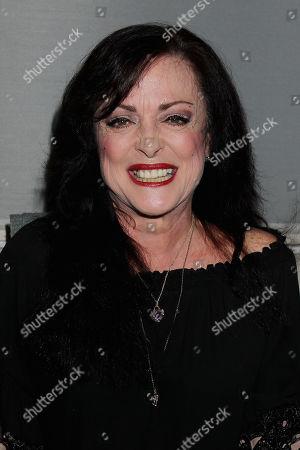 Lisa Loring (Wednesday Addams)