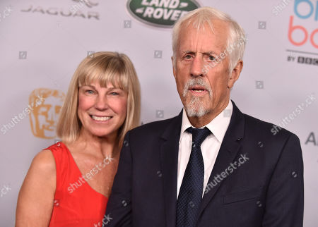 Editorial picture of British Academy Britannia Awards, Arrivals, The Beverly Hilton, Los Angeles, USA - 25 Oct 2019