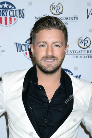 Stock Image of Billy Gilman