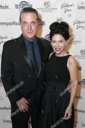 Daniel Baldwin and Robin Sue Hertz