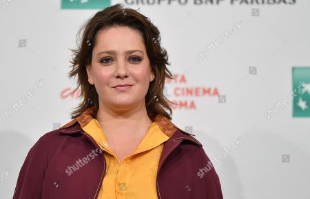 Giovanna Mezzogiorno poses during the photocall for the movie 'Tornare' at the 14th annual Rome Film Festival, in Rome, Italy, 26 October 2019. The film festival runs from 17 to 27 October.