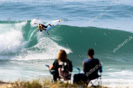 Editorial image of Surfing WSL - MEO Rip Curl Pro Portugal, Peniche - 26 Oct 2019