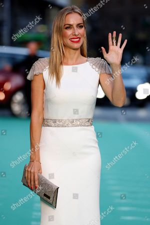 Stock Image of Kira Miro attends the closing ceremony of the 64th SEMINCI International Film Festival, in Valladolid, northern Spain, 26 October 2019.