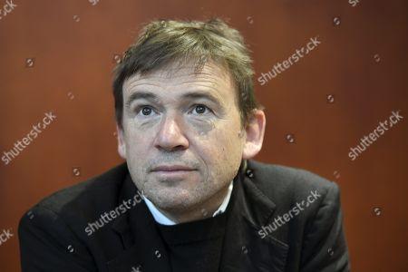 Stock Image of David Nicholls