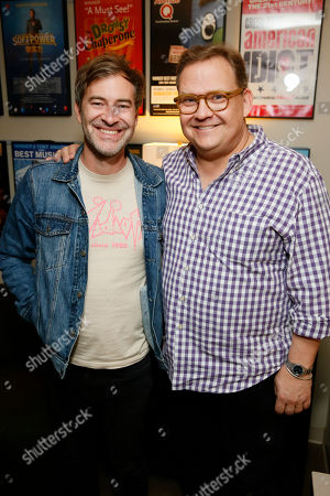Mark Duplass and Andy Richter