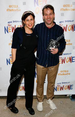 Jennifer Hope Stein and Mike Birbiglia