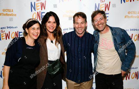 Jennifer Hope Stein, Katie Aselton, Mike Birbiglia and Mark Duplass
