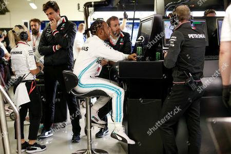 Editorial photo of Formula 1 World Championship 2019, Mexico-City - 26 Oct 2019