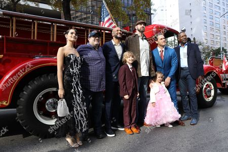 Editorial picture of Paramount Pictures presents the US premiere of 'Playing With Fire', Arrivals, AMC Lincoln Square, New York, USA - 26 Oct 2019