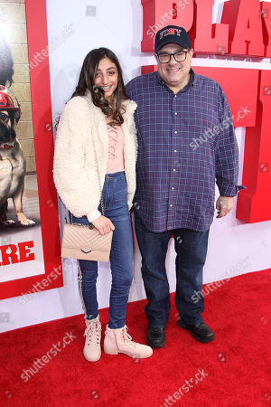 Stock Photo of Anne Marie Munannes, Andy Fickman (Director)