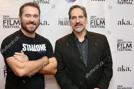 David Polemeni and Derek Wayne Johnson