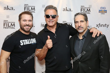 Editorial photo of 'Stallone: Frank and That' film screening and Pennsylvania, USA - 26 Oct 2019