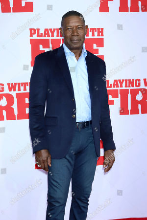 """Editorial image of NY Premiere of """"Playing With Fire"""", New York, USA - 26 Oct 2019"""