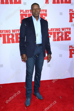 """Editorial photo of NY Premiere of """"Playing With Fire"""", New York, USA - 26 Oct 2019"""