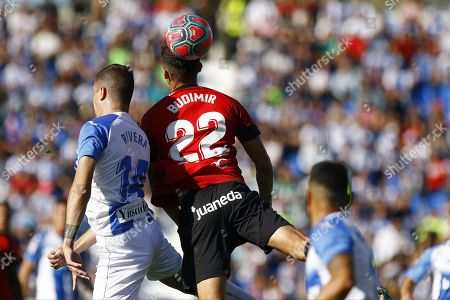 Editorial picture of CD Leganes V RCD Mallorca, La Liga, Football, Butarque Stadium, Madrid, Spain - 26 Oct 2019