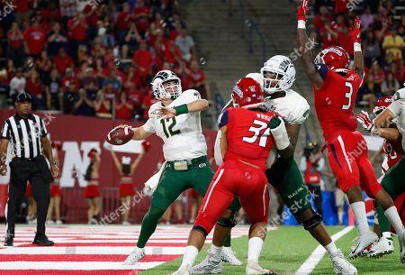 Editorial photo of Colorado St St Football, Fresno, USA - 26 Oct 2019