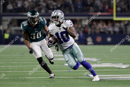 Editorial photo of Eagles Cowboys Football, Arlington, USA - 20 Oct 2019