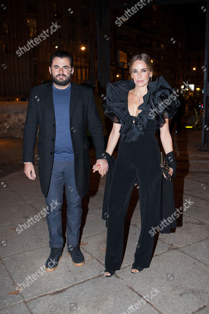 Editorial image of Cosmopolitan Awards, Madrid, Spain - 24 Oct 2019