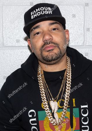 Editorial picture of Exclusive - DJ Envy at Power 105.1's Powerhouse concert, New Jersey, USA - 26 Oct 2019