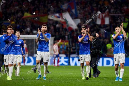 Editorial image of Atletico de Madrid V Athletic Club de Bilbao, La Liga, Football, Wanda Metropolitano Stadium, Madrid, Spain - 26 Oct 2019