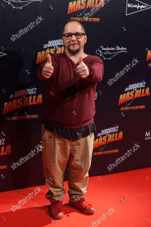 Editorial picture of 'Los Rodriguez y el mas alla' photocall, Madrid, Spain - 22 Oct 2019
