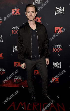 Editorial image of 'American Horror Story', 100th Episode Celebration, Arrivals, Hollywood Forever Cemetery, Los Angeles, USA - 26 Oct 2019