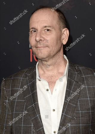 Editorial photo of 'American Horror Story', 100th Episode Celebration, Arrivals, Hollywood Forever Cemetery, Los Angeles, USA - 26 Oct 2019