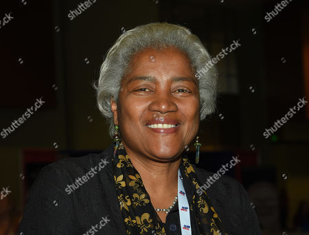 Stock Image of Donna Brazile