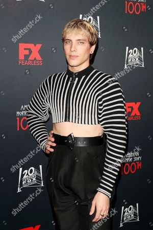 Editorial image of FX's American Horror Story 100th Episode Celebration in Hollywood, Los Angeles, USA - 26 Oct 2019
