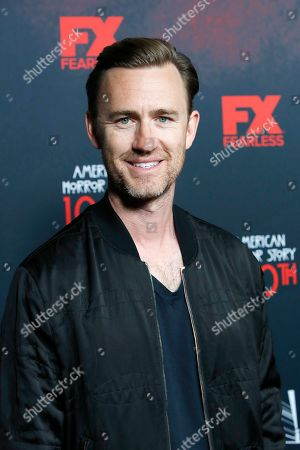 Stock Picture of John Gray arrives for FX's American Horror Story 100th Episode Celebration at Hollywood Forever Cemetery in Hollywood, Los Angeles, California, USA on 26 October, 2019. American Horror Story: 1984, the ninth installment of the award-winning anthology series, will air on Wednesday.