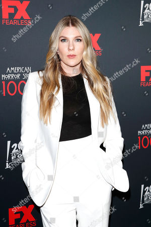 Editorial photo of FX's American Horror Story 100th Episode Celebration, Los Angeles, USA - 26 Oct 2019