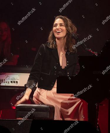 Stock Photo of Sara Bareilles