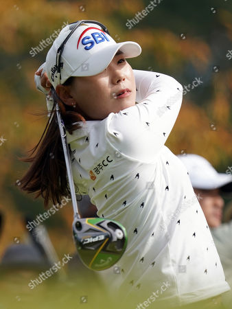 Editorial picture of BMW Ladies Golf Championship, Final Round, LPGA tour, Busan, South Korea - 27 Oct 2019