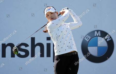 Editorial image of BMW Ladies Golf Championship, Final Round, LPGA tour, Busan, South Korea - 27 Oct 2019