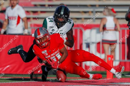 Editorial picture of Hawaii New Mexico Football, Albuquerque, USA - 26 Oct 2019