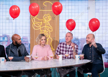 Editorial image of 'Sunday Brunch' TV show, London, UK - 27 Oct 2019