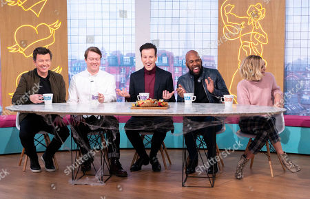 Editorial photo of 'Sunday Brunch' TV show, London, UK - 27 Oct 2019