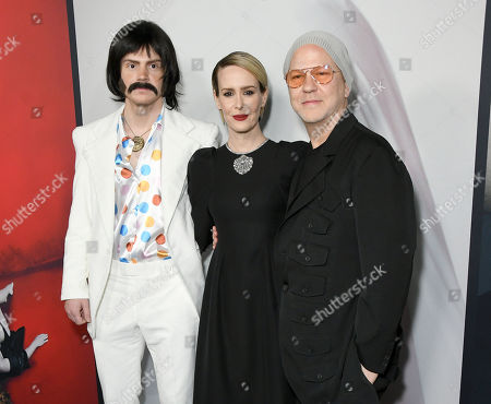 Editorial image of 'American Horror Story' 100th Episode Celebration, Arrivals, Hollywood Forever Cemetery, Los Angeles, USA - 26 Oct 2019