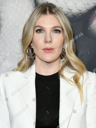 Editorial picture of 'American Horror Story' 100th Episode Celebration, Arrivals, Hollywood Forever Cemetery, Los Angeles, USA - 26 Oct 2019