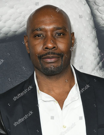 Stock Picture of Morris Chestnut