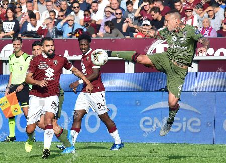 Editorial picture of Torino FC vs Cagliari Calcio, Turin, Italy - 27 Oct 2019