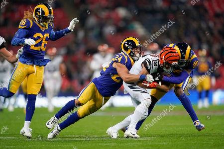 Editorial photo of Los Angeles Rams v Cincinnati Bengals, International Series - 27 Oct 2019