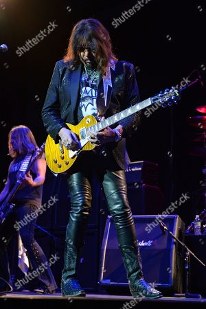Stock Image of Ace Frehley