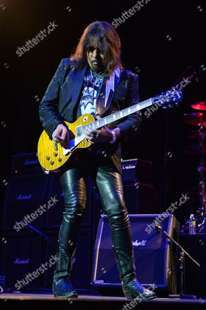 Stock Picture of Ace Frehley