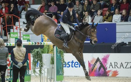 Editorial image of International Horse Show in Helsinki, Finland - 27 Oct 2019