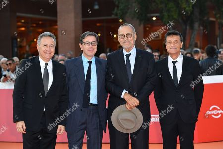 Editorial picture of 'The Sin' premiere, Rome Film Festival, Italy - 27 Oct 2019
