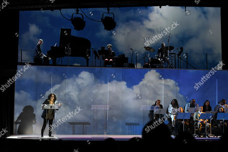 Editorial photo of 'Between the World and Me' at The Apollo Theater, New York, USA - 26 Oct 2019