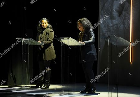 Editorial picture of 'Between the World and Me' at The Apollo Theater, New York, USA - 26 Oct 2019
