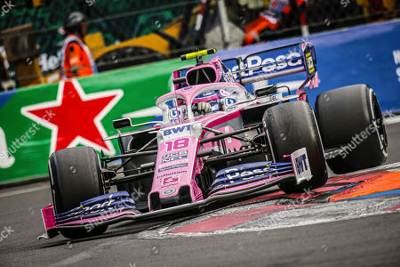 Motorsports: FIA Formula One World Championship 2019, Grand Prix of Mexico, 