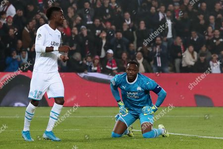 Editorial photo of Paris Saint Germain vs Olympique de Marseille, France - 27 Oct 2019